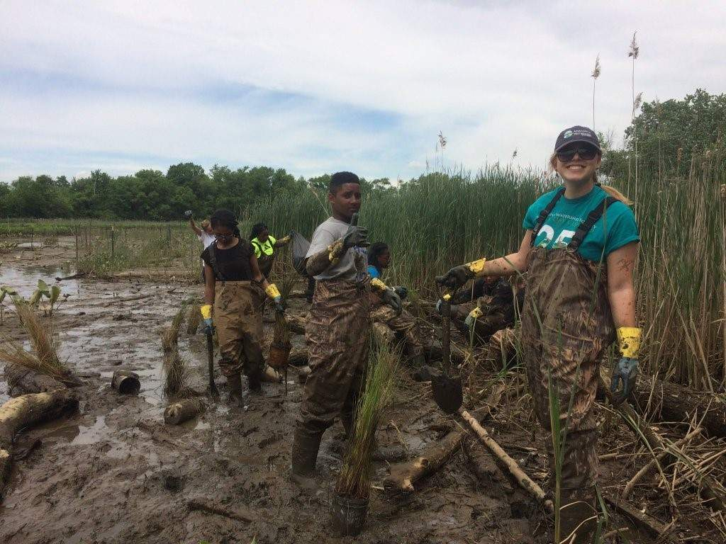 Anacostia Watershed Society Cleanup