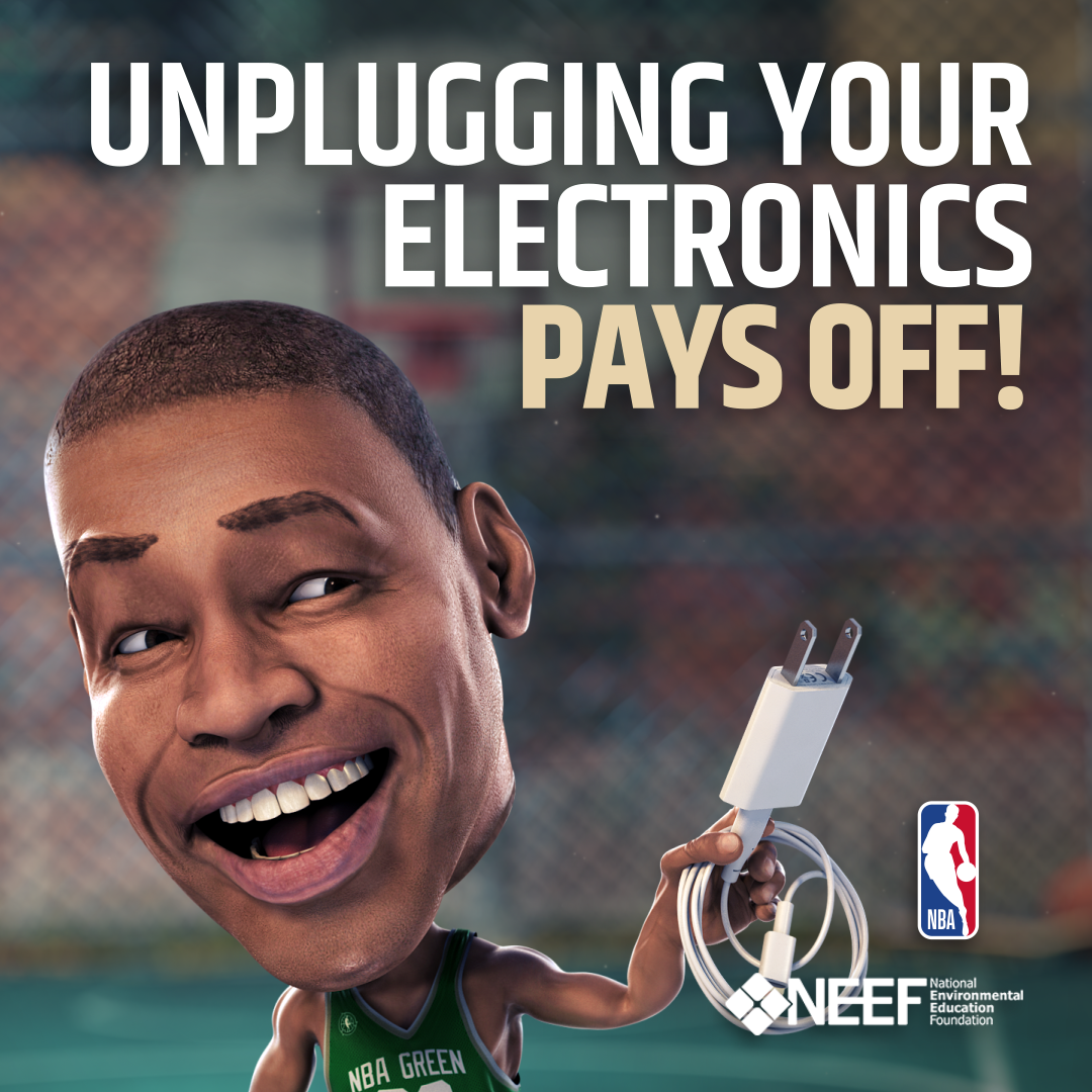 Jason Collins: Unplugging Your Electronics Pays Off!