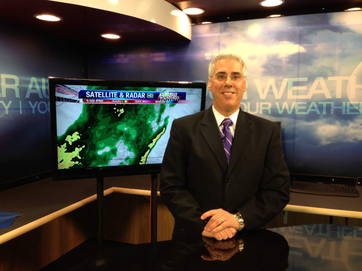 Chief Meteorologist Joe Murgo
