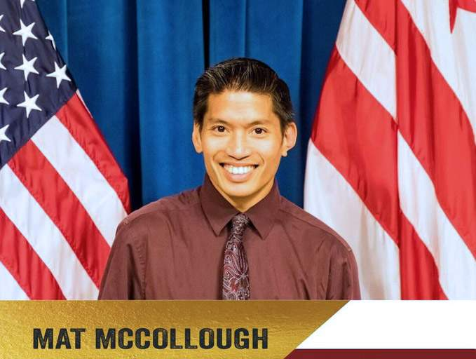 Mathew McCollough, Director of the Washington, DC Office of Disability Rights,