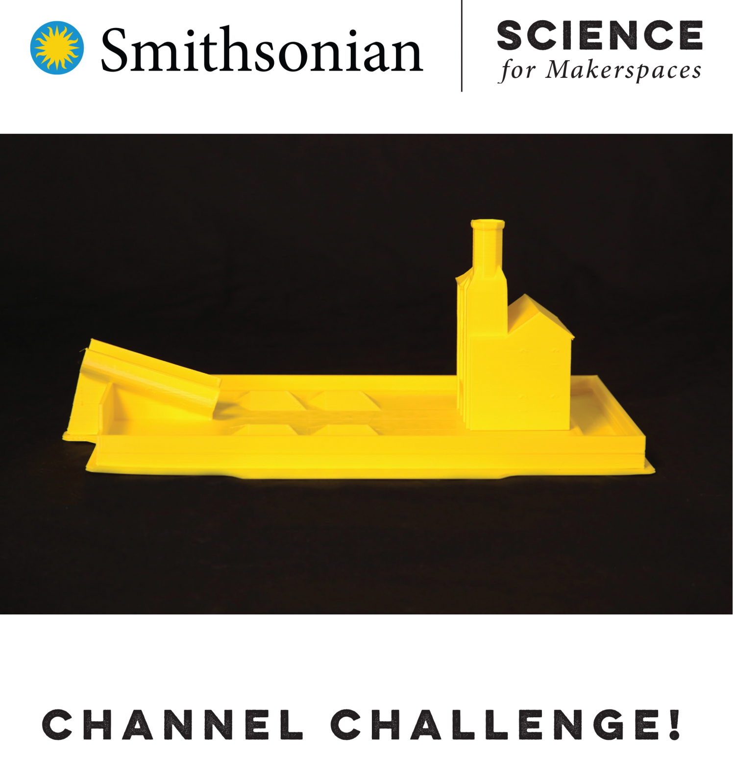 Smithsonian Science for Makerspaces: Channel Challenge!
