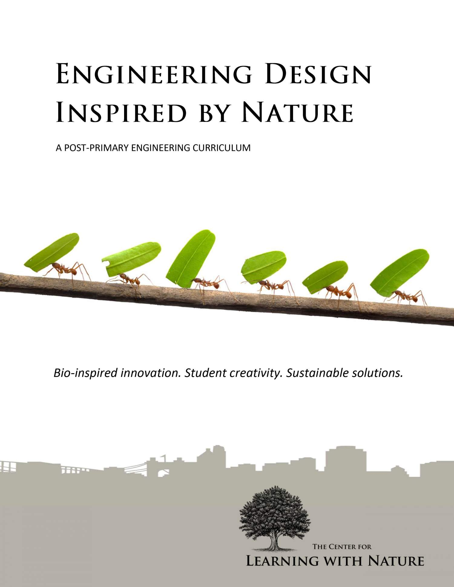 Engineering Design Inspired by Nature