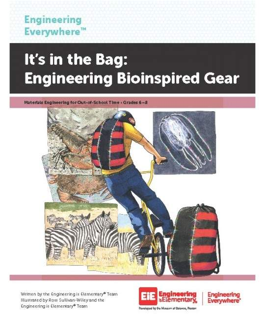 It's in the Bag: Engineering Bioinspired Gear