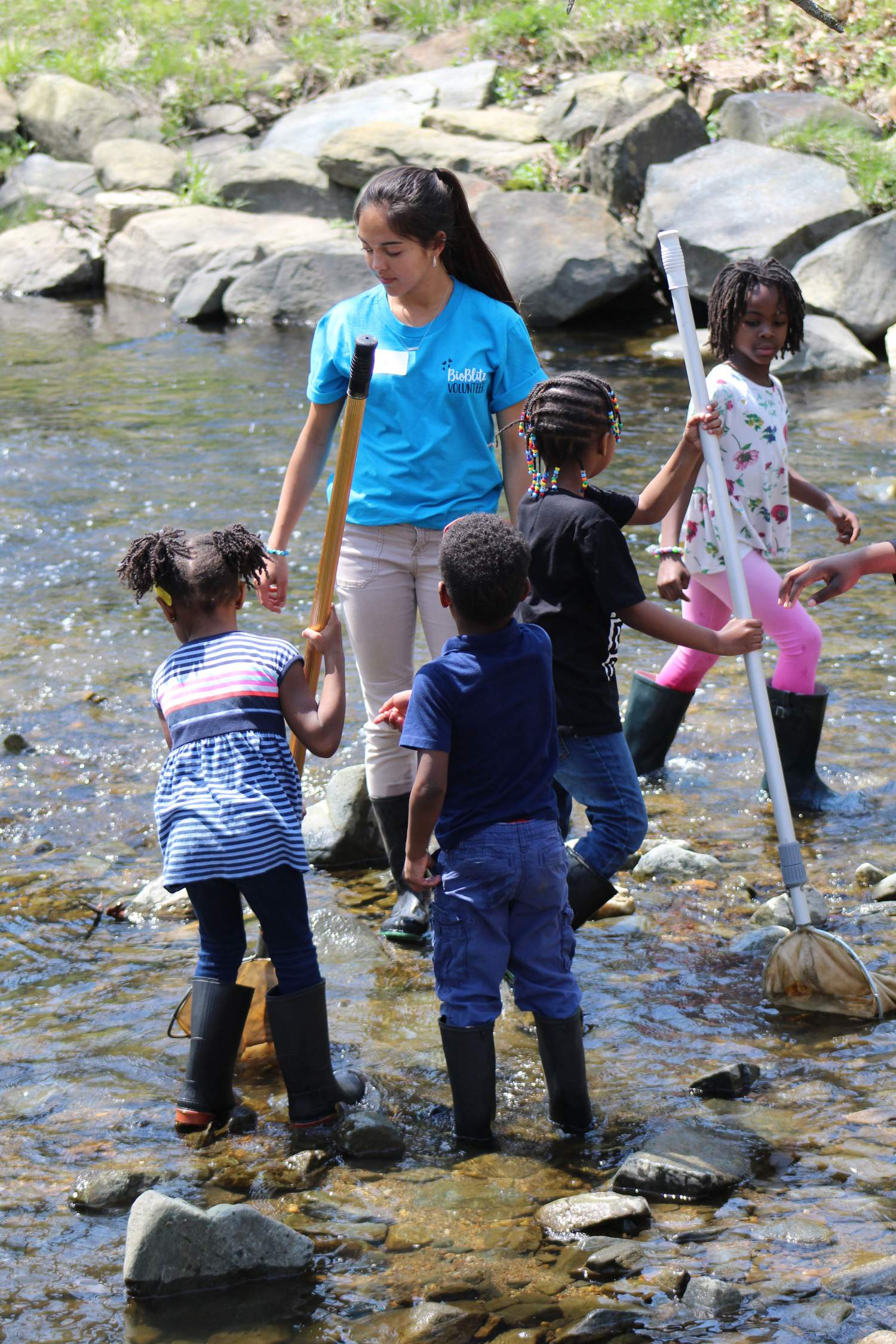 Environmental Education Week at Baltimore National Aquarium