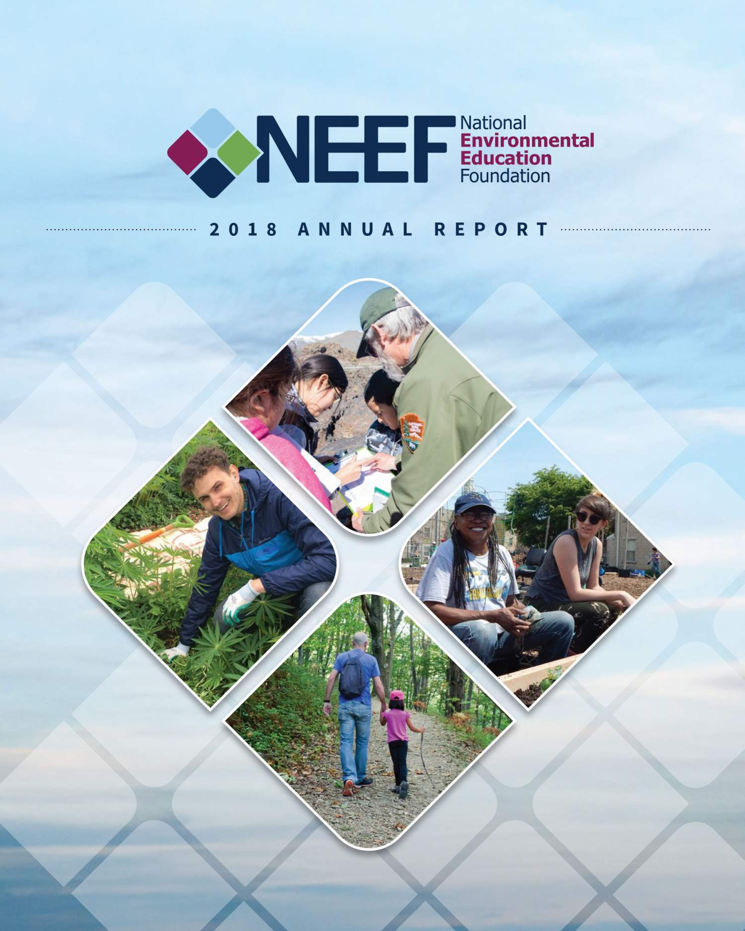 National Environmental Education Foundation Annual Report FY2018