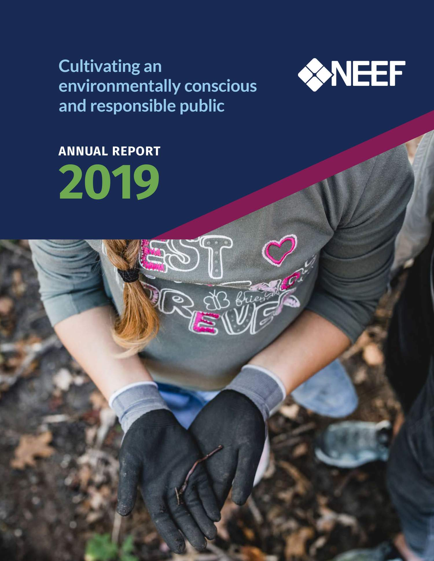 FY2019 Annual Report Cover