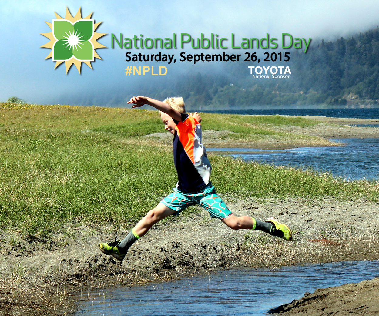 National Public Lands Day 2015