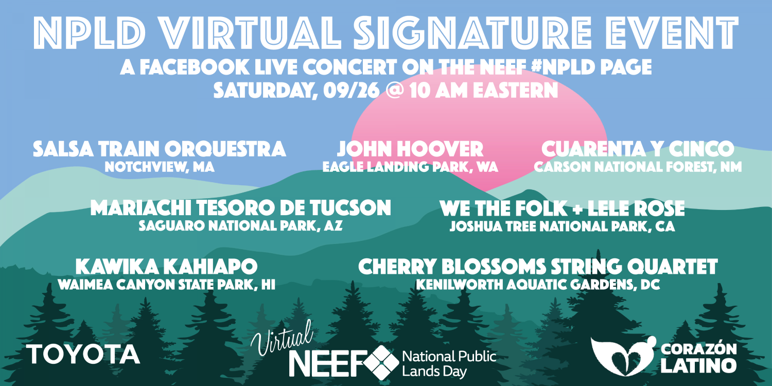 NPLD Virtual Signature Event Lineup