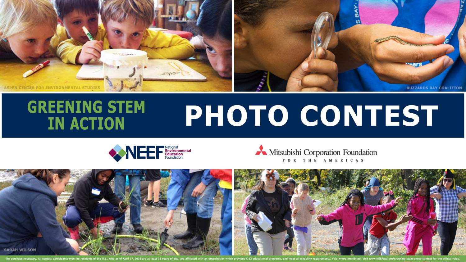 Greening STEM in Action Photo Contest