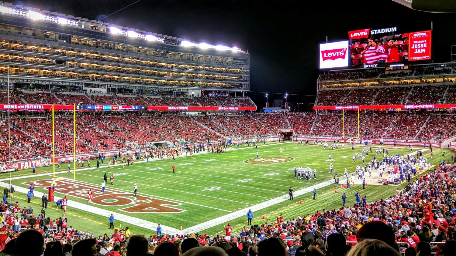 Levi's Stadium, Bay Area, California