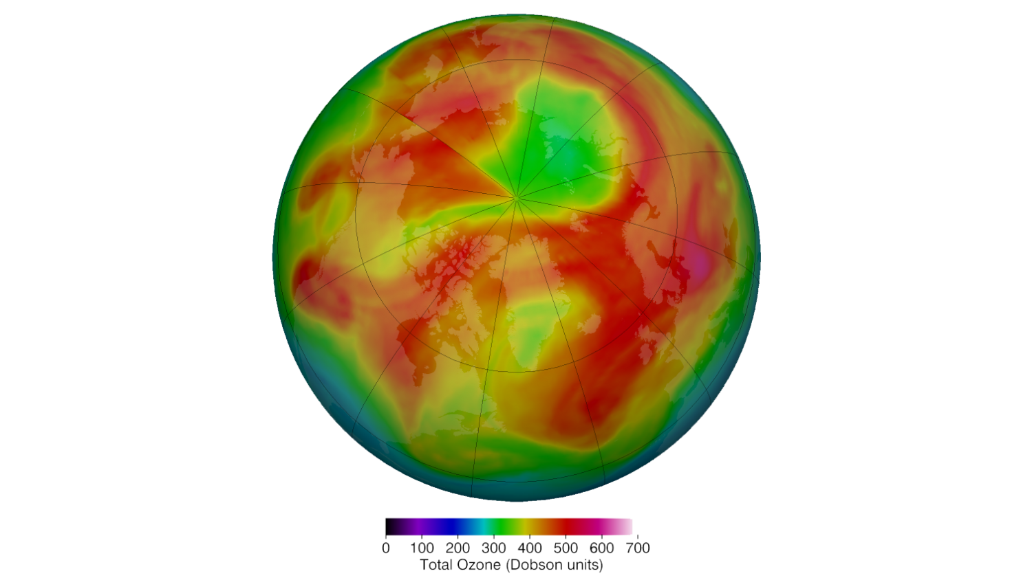 Ozone Layer on March 3, 2018