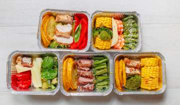 Meal planning and leftovers