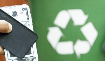 Electronics Recycling: Be A Part of the E-Waste Solution