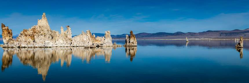 Tufa Towers at Mono Lake