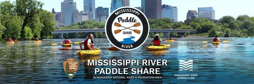 Mississippi River Paddle Share Program
