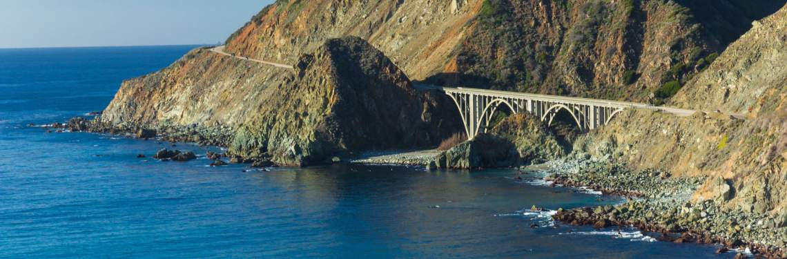 Bridge at Big Sur