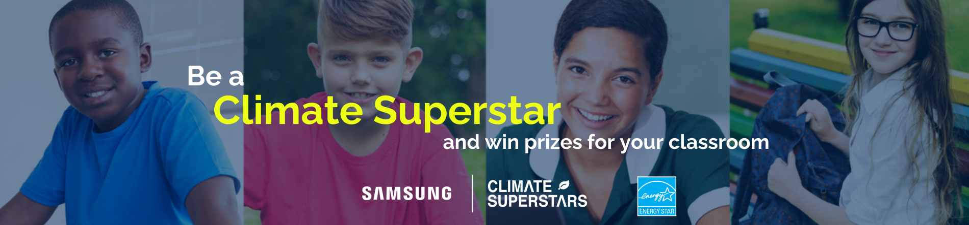 Be a Climate Superstar | ENERGY STAR | Samsung