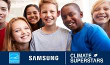 Samsung Climate Superstars Winners