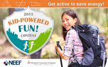 Kid Powered Contest